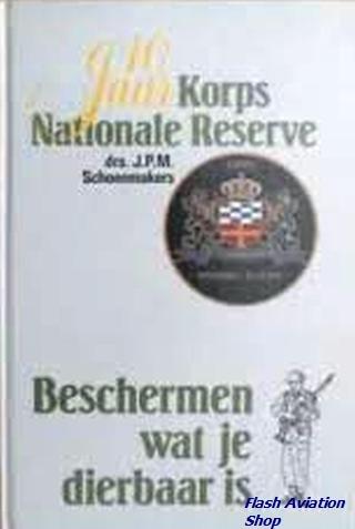 Image not found :40 jaar Korps Nationale Reserve