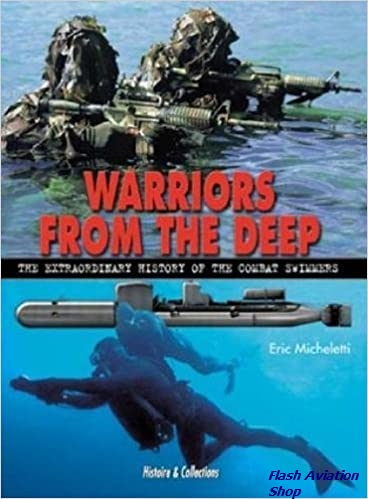 Image not found :Warriors from the Deep, Extraordinary History of the World's Comba