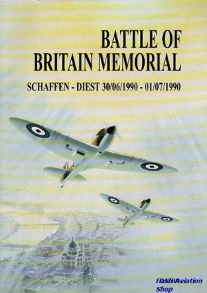 Image not found :Battle of Britain Memorial - Schaffen Diest 30/06/1990-01/07/1990