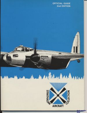 Image not found :Strathallan Aircraft Collection, Official Guide 2nd edition