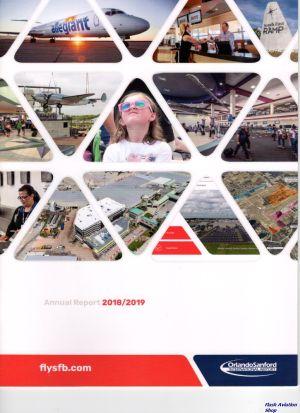 Image not found :Annual Report 2018/2019, OrlandoSanford Int Apt