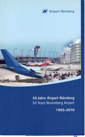 Image not found :55 Jahre Airport Nurnberg, 1955-2010