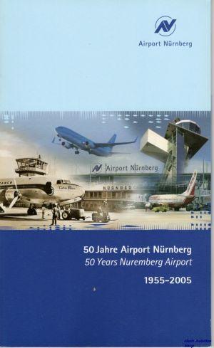 Image not found :50 Jahre Airport Nurnberg, 1955-2005