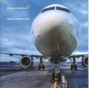 Image not found :Annual Review 2014, Newcastle International