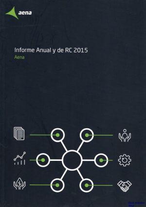 Image not found :Informe Anual y de RC 2015, AENA