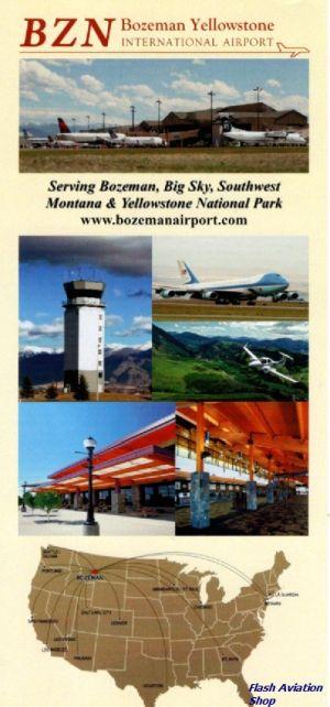 Image not found :BZN, Bozeman Yellowstone International Airport