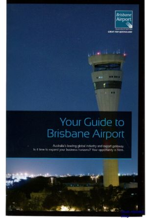 Image not found :Your Guide to Brisbane Airport