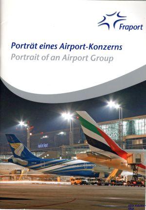 Image not found :Portat eines Airport-Konzerns, Fraport (with map)