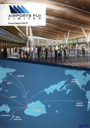 Image not found :Airports Fiji Limited, Annual Report 2015