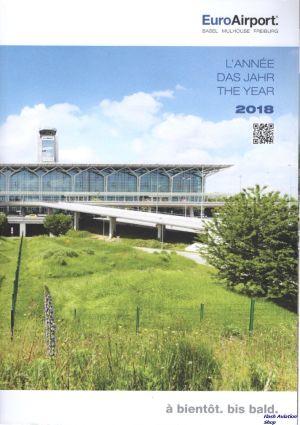 Image not found :EuroAirport, L'Annee das Jahr - the Year 2018