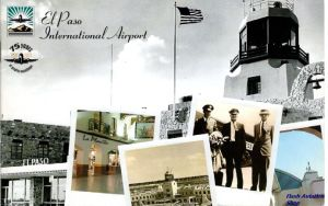 Image not found :El PAso International Airport 75 Years