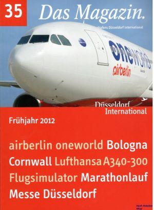 Image not found :Das Magazin 35, Fruhjahr 2012, Dusseldorf International