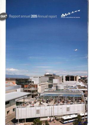 Image not found :GVA+ Rapport Annuel 2009 Annual Report