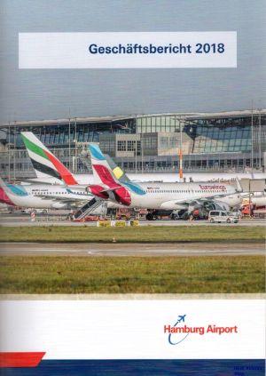 Image not found :Hamburg Airport, Geschaftsbericht 2018