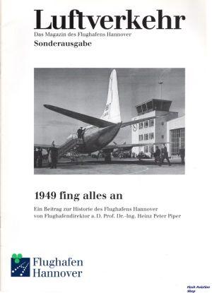 Image not found :Luftverkehr, das Magazin des Flughafens Hannover, Sonderausgabe