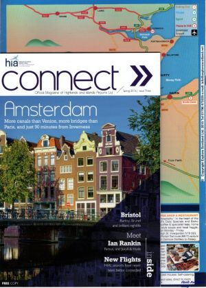 Image not found :Connect, official Magazine of Highlands and Islands Airports