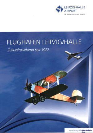 Image not found :Flughafen Leipzig / Halle, Zukunftsweisend seit 1927