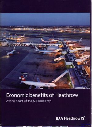 Image not found :Economic Benefits of Heathrow, at the Heart of the UK Economy