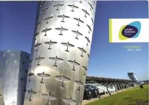 Image not found :London Southend Airport, Annual Report 2015-2016