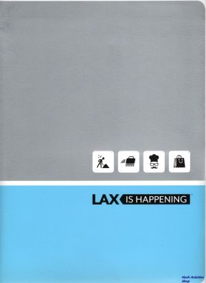 Image not found :LAX is Happening (map with various booklets)