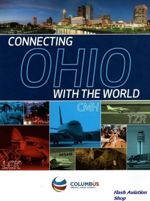 Image not found :Connecting Ohio with the World, CMH - TZR - LCK