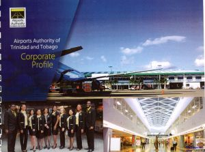 Image not found :Airports Authority of Trinidad and Tobago, Corporate Profile