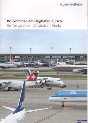 Image not found :Willkomen am Flughafen Zurich, Ihr Tor zu einem Attraktiven Markt