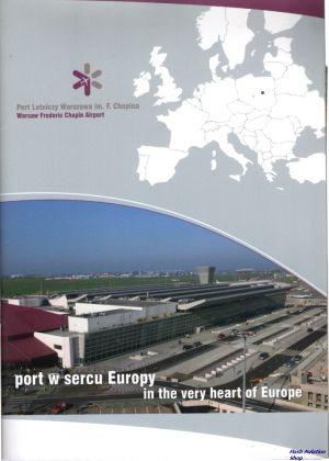 Image not found :Port Lotniczy Warszawa im F. Chopina, Warsaw Frederic Chopin Apt