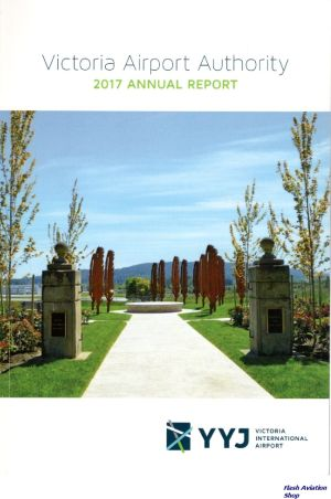 Image not found :Victoria Airport Authority, 2017 Annual Report