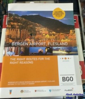 Image not found :Bergen Airport, Flesland