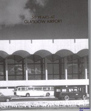 Image not found :50 Years at Glasgow Airport