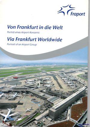 Image not found :Von Frankfurt in die Welt, Portrat eines Airport-Konzerns