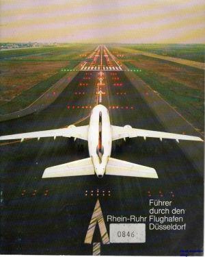 Image not found :Fuhrer durch den Rhein-Ruhr Flughafen Dusseldorf