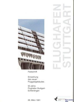 Image not found :Flughafen Stuttgart, Festschrift 50 Jahre, 26 Marz 1991