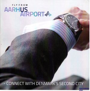 Image not found :Fly from Aarhus Airport, Connect with Denmark's Second City