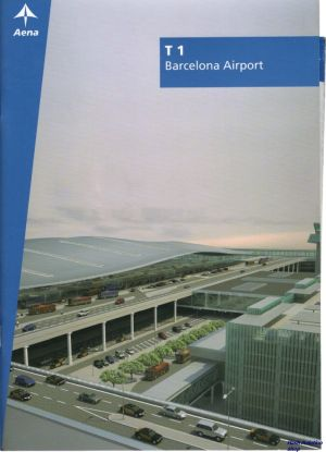 Image not found :T1, Barcelona Airport