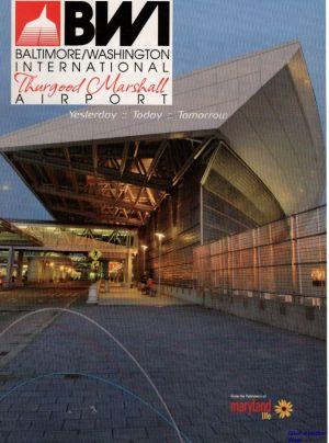 Image not found :BWI, Baltimore/Washington International, Thurgood Marshall Airport