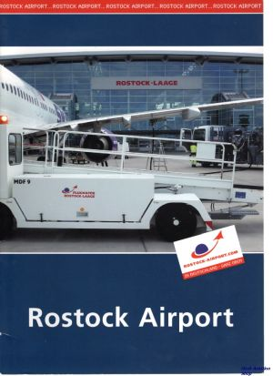 Image not found :Rostock Airport