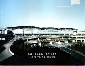 Image not found :SFO, San Francisco International Airport, 2012 Annual Report