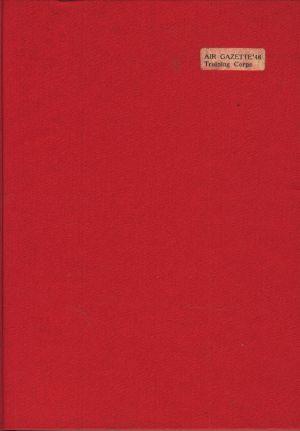Image not found :Vol. VI no.5 to Vol X. no.5 May 1948