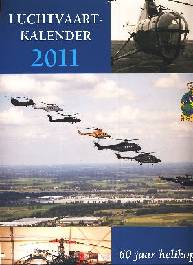 Image not found :Luchtvaartkalender 2011 - 60 Jaar Helikopters