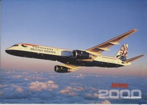 Image not found :Airliner World 2000 Calendar
