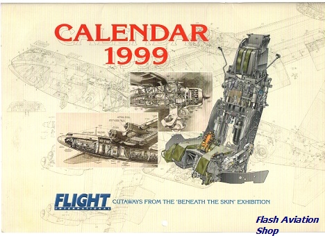 Image not found :Calendar 1999, Cutaways from the Beneath the Skin Exhibition