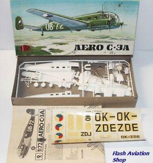 Image not found :Aero C-3A