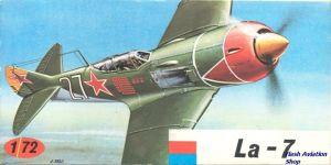 Image not found :Lavochkin La-7 (red box)