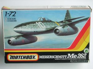 Image not found :Messerschmitt Me.262A-1a/A-2a