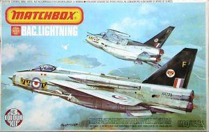 Image not found :BAC Lightning F6/F.2A (Original sealing)