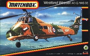 Image not found :Westland Wessex HU.5/HAS.31