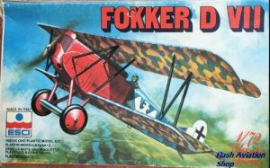 Image not found :Fokker D.VII (old box)