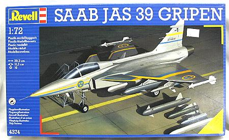 Image not found :SAAB JAS-39 Gripen (ejection seat installed)